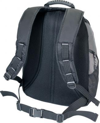 Рюкзак для ноутбука Targus Sport Computer Backpack Black-Gray (TSB212-60) - вид сзади