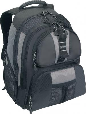 Рюкзак для ноутбука Targus Sport Computer Backpack Black-Gray (TSB212-60) - общий вид