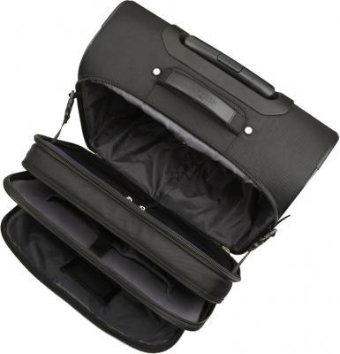 Кейс для ноутбука Targus Transit Roller Black-Gray (TBR016EU) - вид изнутри