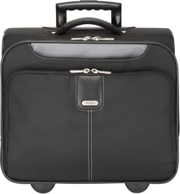 Кейс для ноутбука Targus Transit Roller Black-Gray (TBR016EU) - фронтальный вид