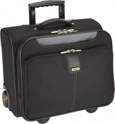 Кейс для ноутбука Targus Transit Roller Black-Gray (TBR016EU) - общий вид
