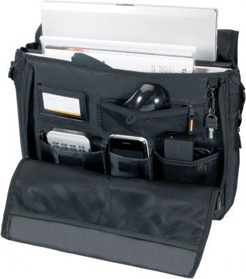 Сумка для ноутбука Targus TCG200 - вид изнутри