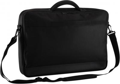 Сумка для ноутбука Targus Classic + Clamshell Case with File Section Black (CNFS418EU-50) - вид сзади