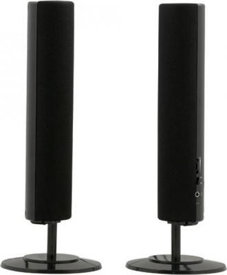 Мультимедиа акустика Sven 250 (черный) - общий вид