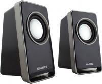 Мультимедиа акустика Sven 355 (черный) -