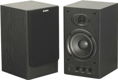 Мультимедиа акустика Sven SPS-610 (черный) - общий вид