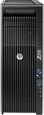 Системный блок HP Z620 (WM437EA) - фронтальный вид