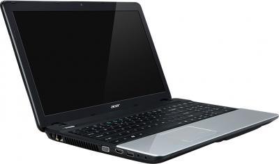 Ноутбук Acer Aspire E1-571-33124G50Mnks (NX.M09EU.023) - вид полубоком