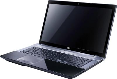Ноутбук Acer Aspire V3-771G-53238G75Maii (NX.M6SEU.001) - общий вид