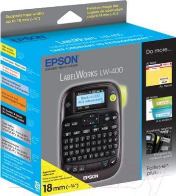 Ленточный принтер Epson LabelWorks LW-400