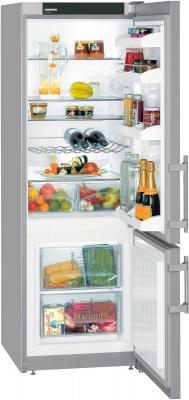 Холодильник с морозильником Liebherr CUPsl 2721 - общий вид