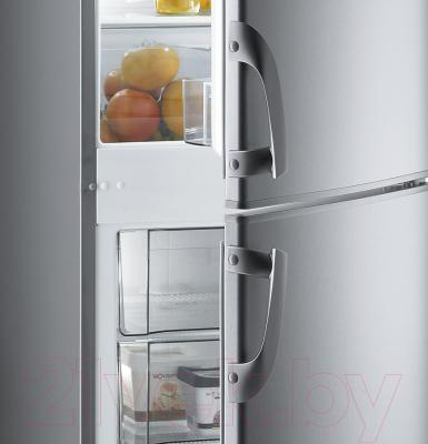 Холодильник с морозильником Gorenje RKV42200E