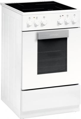 Кухонная плита Gorenje EC52W - общий вид