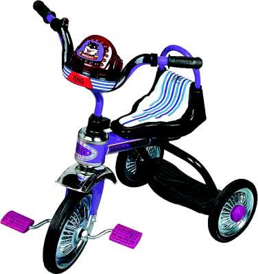 Детский велосипед Little Tiger 103А Фиолетовый - общий вид