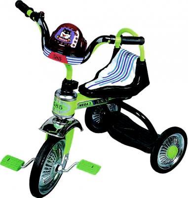 Велосипед Little Tiger 103А Зеленый - общий вид