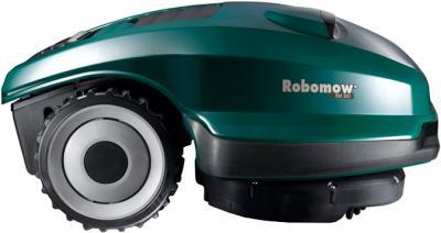 Газонокосилка-робот Robomow RM 510 - общий вид
