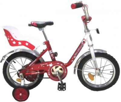 Детский велосипед Novatrack Х32040-1 Красный - общий вид