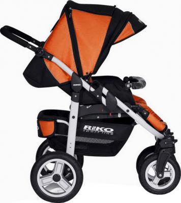 Детская универсальная коляска Riko Amigo (Orange) - прогулочная