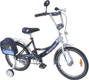 Детский велосипед Фрегат BF-1602 Cиний - общий вид
