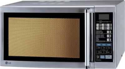 Микроволновая печь LG MF6549RFS - общий вид