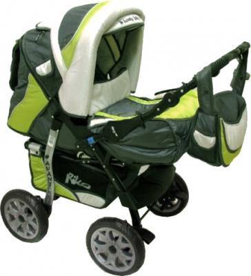 Детская универсальная коляска Riko Avant 02 - общий вид