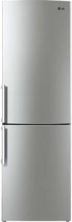 Холодильник с морозильником LG GA-B439YLCA - вид спереди