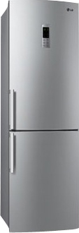 Холодильник с морозильником LG GA-B439YLQA - общий вид