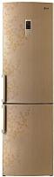 Холодильник с морозильником LG GA-B489ZVTP -