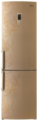 Холодильник с морозильником LG GA-B489ZVTP - общий вид