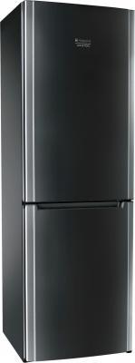 Холодильник с морозильником Hotpoint HBM 1181.4 S B - общий вид