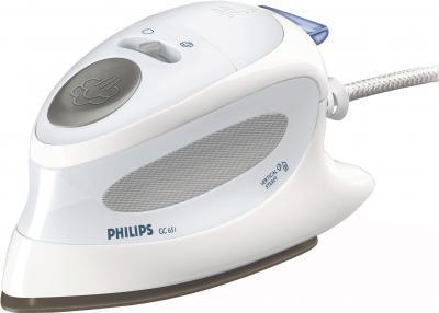 Дорожный утюг Philips GC651 (GC651/02) - общий вид