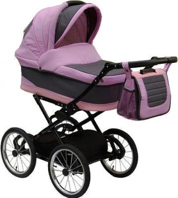 Детская универсальная коляска Riko Blanka 25 - общий вид