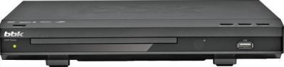 DVD-плеер BBK DVP154SI (темно-серый) - общий вид