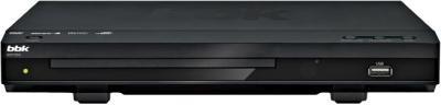DVD-плеер BBK DVP155SI Black - общий вид