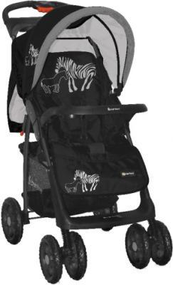 Детская прогулочная коляска Bertoni Foxy (Black Zebra) - общий вид