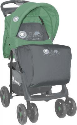 Детская прогулочная коляска Lorelli Foxy (Gray Green B-Zone) - чехол для ног