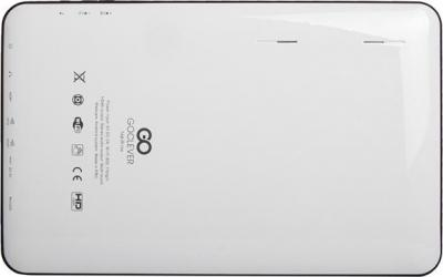 Планшет GoClever TAB R104 - вид сзади
