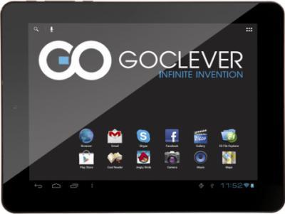 Планшет GoClever TAB M813G - фронтальный вид
