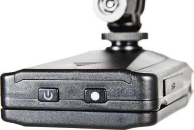Автомобильный видеорегистратор GoClever DVR HD WIDE - вид сзади