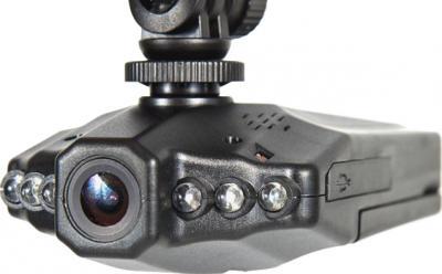 Автомобильный видеорегистратор GoClever DVR HD LITE - общий вид