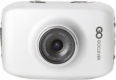 Автомобильный видеорегистратор GoClever DVR SPORT SILVER - общий вид