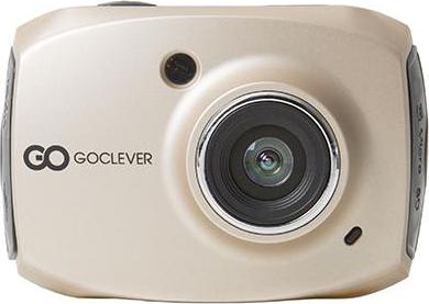 Автомобильный видеорегистратор GoClever DVR SPORT GOLD - фронтальный вид
