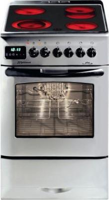 Плита электрическая MasterCook KC 2470 X - общий вид