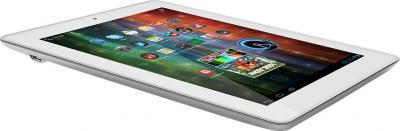 Планшет Prestigio MultiPad 2 8.0 Ultra Duo (PMP7280C_WH_DUO) 8GB - вид полубоком