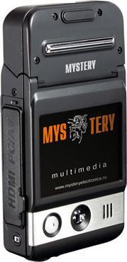 Автомобильный видеорегистратор Mystery MDR-804HD - дисплей