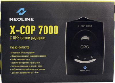Радар-детектор NeoLine X-COP 7000 - коробка