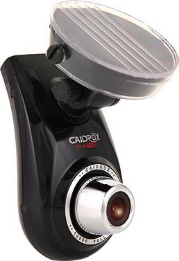 Автомобильный видеорегистратор Caidrox CD-5000 (2 канала) - общий вид
