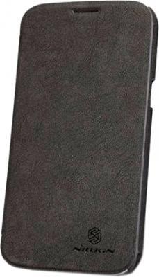 Чехол для телефона Nillkin Tree Texture Black (для N7100) - общий вид