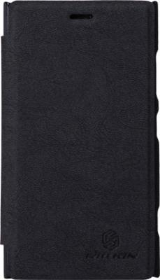 Чехол для телефона Nillkin Tree Texture Black (для Lumia 920) - общий вид