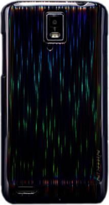 Задняя крышка для Huawei Ascend U9500 Nillkin Dynamic Color Ink Black - общий вид